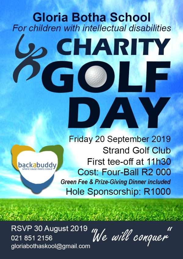 Gloria Botha Golf Day